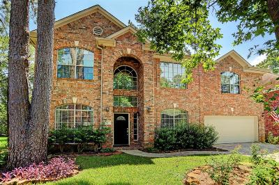 Conroe Single Family Home For Sale: 42 Taupewood Place