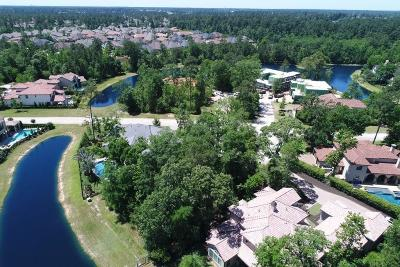 The Woodlands Residential Lots & Land For Sale: 6 N Bayou Club Court