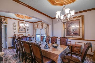 Brookshire Single Family Home For Sale: 32319 N Mallard Street