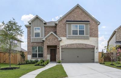 Single Family Home For Sale: 23919 Providence Glen Trail