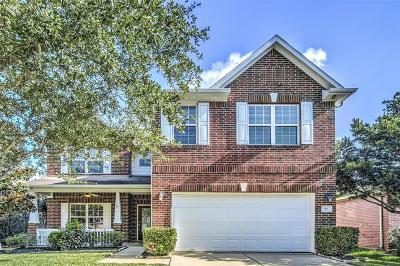 Missouri City Single Family Home For Sale: 7427 Pony Creek Creek