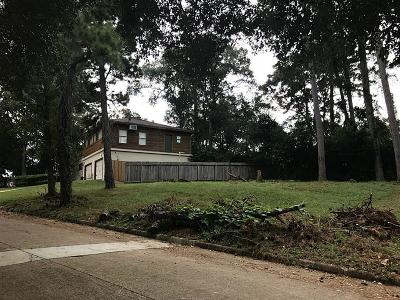 Tomball Residential Lots & Land For Sale: Camille Drive