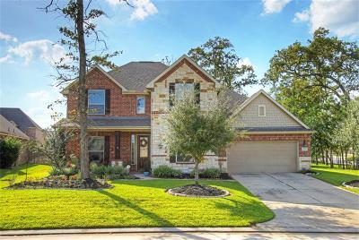 Single Family Home For Sale: 25251 Gaddis Oaks Drive