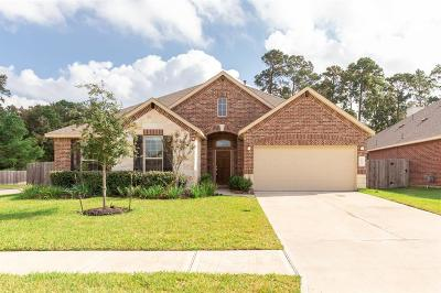 Conroe Single Family Home For Sale: 1603 Jacobs Forest Drive