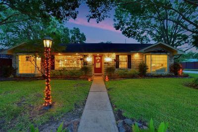 Houston Single Family Home For Sale: 1830 Tattenhall Drive