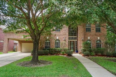 Cinco Ranch Single Family Home For Sale: 22902 Jamie Brook Lane