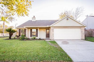 Pearland Single Family Home For Sale: 2502 Parkview Drive