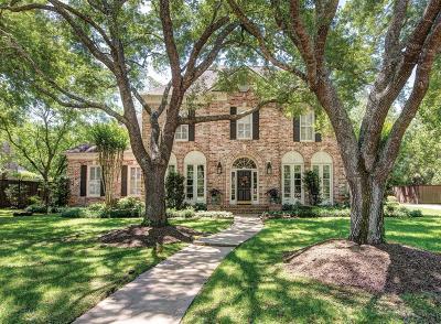 Bunker Hill Village Single Family Home For Sale: 8 Bradfield Court