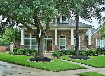 Katy Single Family Home For Sale: 24903 Kayvon Court
