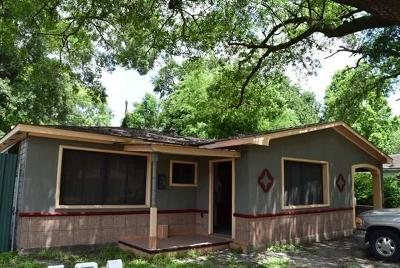 Houston Single Family Home For Sale: 8125 Howard Drive
