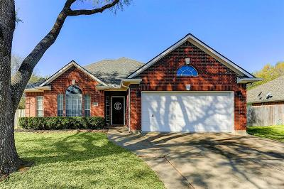Sealy Single Family Home For Sale: 1403 Bob White Trail