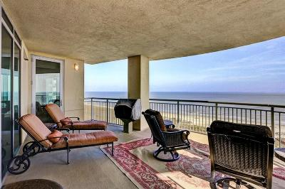 Galveston TX Mid/High-Rise For Sale: $880,000