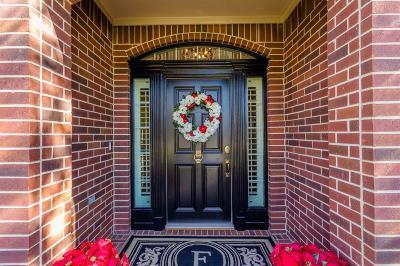Missouri City Single Family Home For Sale: 3806 S Caulder Way