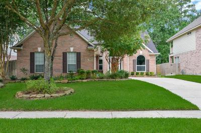 Spring Single Family Home For Sale: 25807 Clear Springs Way