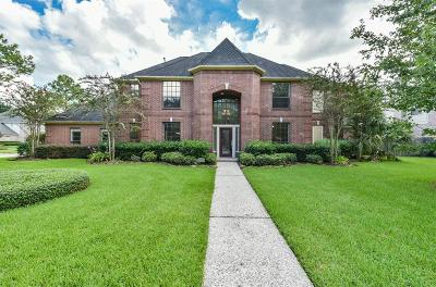 Houston Single Family Home For Sale: 5322 Sunbright Court