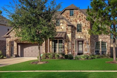 Houston Single Family Home For Sale: 14502 Hampton Green Lane