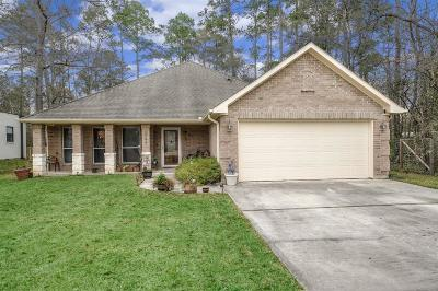 Conroe Single Family Home For Sale: 1544 Primrose Street