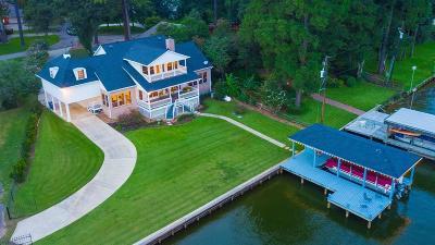 Willis Single Family Home For Sale: 15820 Malibu E