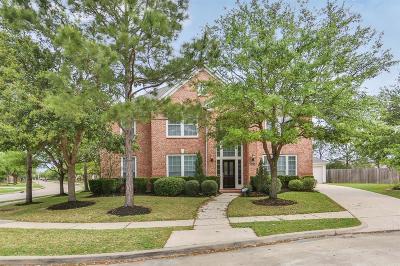 Katy Single Family Home For Sale: 26110 Moss Arbor Court