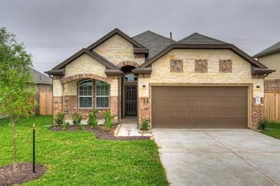 Texas City Single Family Home For Sale: 9414 Yellow Rose Drive