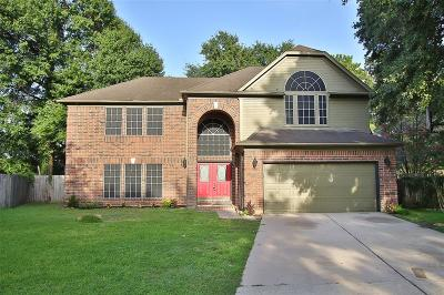 Tomball Single Family Home For Sale: 15526 Hatfield Hollow Drive