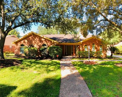 Missouri City Single Family Home For Sale: 2722 W Pebble Beach Drive