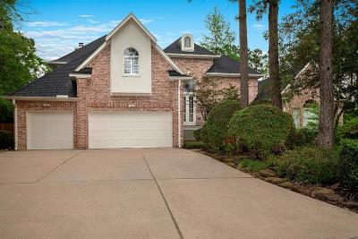 The Woodlands Single Family Home For Sale: 11 Great Laurel Court
