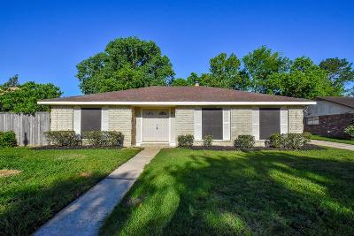 Missouri City Single Family Home For Sale: 1718 Millbury Drive