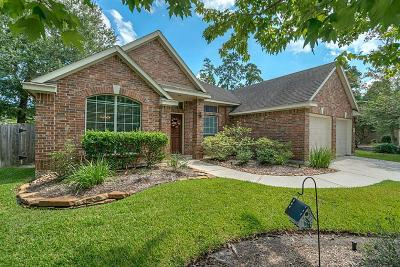 The Woodlands Single Family Home For Sale: 26 Emery Mill Place