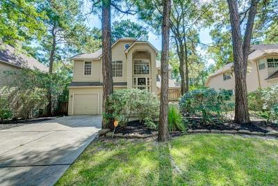 The Woodlands Single Family Home For Sale: 94 Treescape Circle