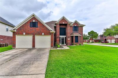 La Porte Single Family Home For Sale: 11015 Rosewood Court