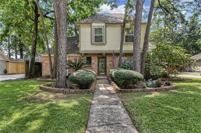 Tomball Single Family Home For Sale: 11319 Middleburgh Drive
