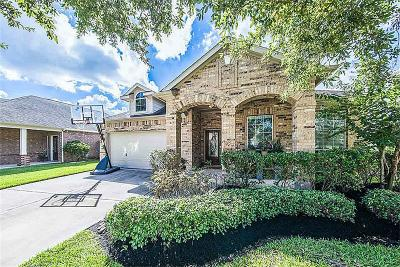 Katy Single Family Home For Sale: 26531 Boulder Cove Court