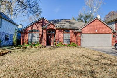 Conroe Single Family Home For Sale: 922 N Rivershire Drive