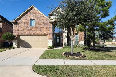 Humble TX Single Family Home For Sale: $324,000