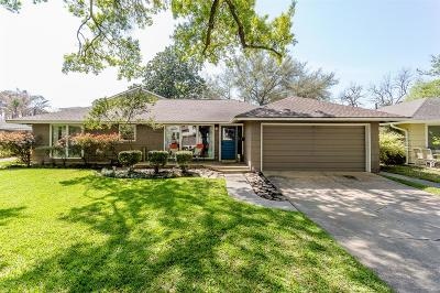 Bellaire Single Family Home For Sale: 5540 Grand Lake Street