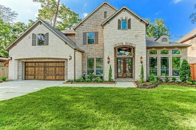 Houston Single Family Home For Sale: 12926 Butterfly Lane