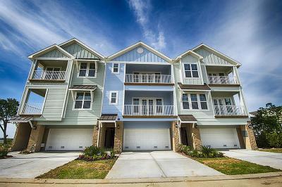 League City Condo/Townhouse For Sale: 2713 Veranda Terrace
