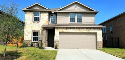 Rosharon Single Family Home For Sale: 2323 Red Slate