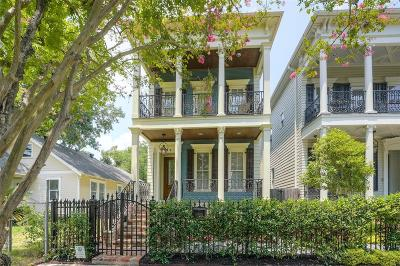 Houston Single Family Home For Sale: 613 W 18th Street