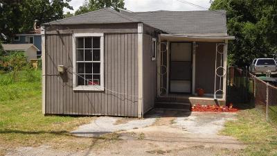 Houston Single Family Home For Sale: 129 E 31st 1/2 Street