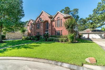 Cypress Single Family Home For Sale: 12215 Lakewood Glade Court