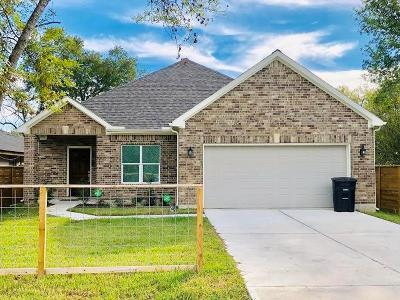 Harris County Single Family Home For Sale: 4425 Stassen Street
