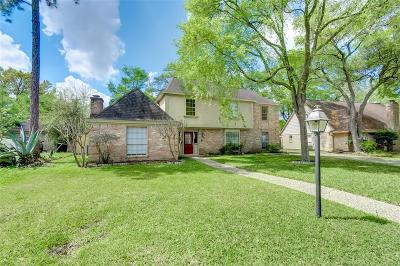 Houston Single Family Home For Sale: 3518 Kennonview Drive