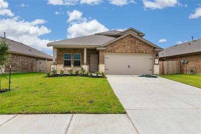 Baytown Single Family Home For Sale: 4023 Emperor Valley Lane