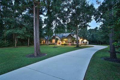 Montgomery Single Family Home For Sale: 7006 Hardy Oak