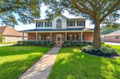 Katy Single Family Home For Sale: 3234 Pintail Street