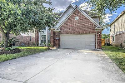 Pasadena Single Family Home For Sale: 6114 Spanish Oak Drive