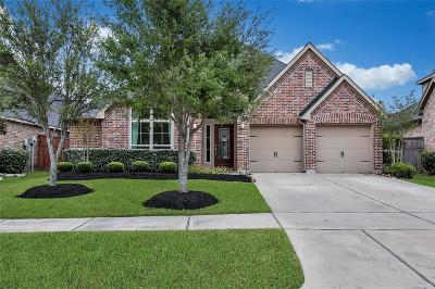 Fulshear Single Family Home For Sale: 5715 Trinity Bluff Court