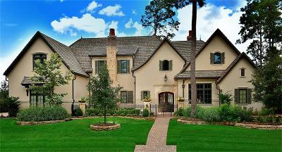 Carlton Woods, Carlton Woods Creekside, The Woodlands Carlton Woods, The Woodlands Carlton Woods, The Woodlands Of Carlton Woo, Wdlnds Vil Of Carlton Woods, Wdlnds Village Of Carlton Wo, Carlton Woods Creekside Single Family Home For Sale: 10 Primm Valley Court